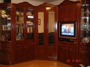 -Элегантная мебельная стенка для гостиной