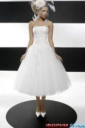 Шикарное платье от Татьяны Каплун из коллекции Вивальди