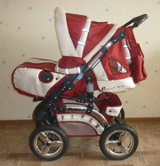 Продается коляска-трансформер (зима-лето) Riko Viper