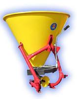 Продам разбрасыватель минеральных удобрений навесной BIARDZKI RNZ 500