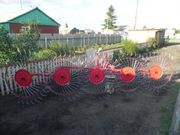 Продам грабли-сеноворошилки производства Польша