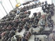 Двигатель DV15T,  DE12,  DE12T,  DE12Ti,  DE12TIS,  DV11,  D6BR,  D6AU,  D6AC