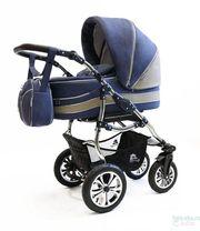 Модульная детская коляска 2 в 1 anmar (Польша)
