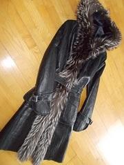 Женская новая натуральная верхняя одежда беспримерно коротких цен.