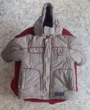 Куртка на пацана Donilo 110см