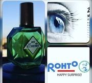 Глазные капли японской марки ROHTO