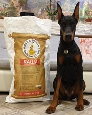 Ну,  очень обалденный корм для собак без крахмала и аллергенов