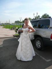 Свадебное платье б у в кемерово