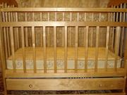 Кроватка Наша мама